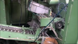 TUBEPAC aluminium collapsible tube manufacturing MACHINERY